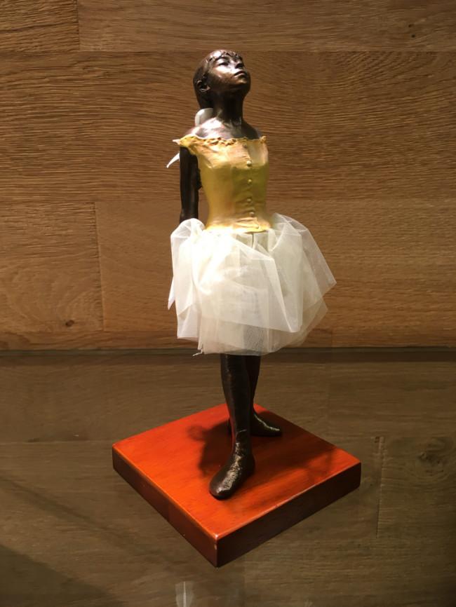 La Petite Danseuse Edgard Degas