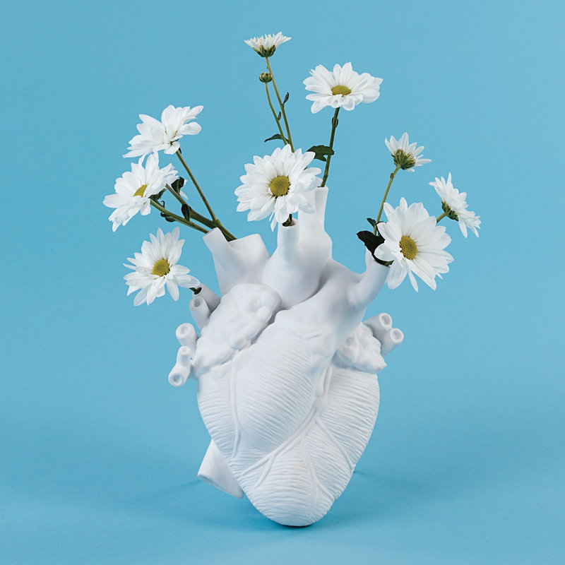 Vase Love in Bloom