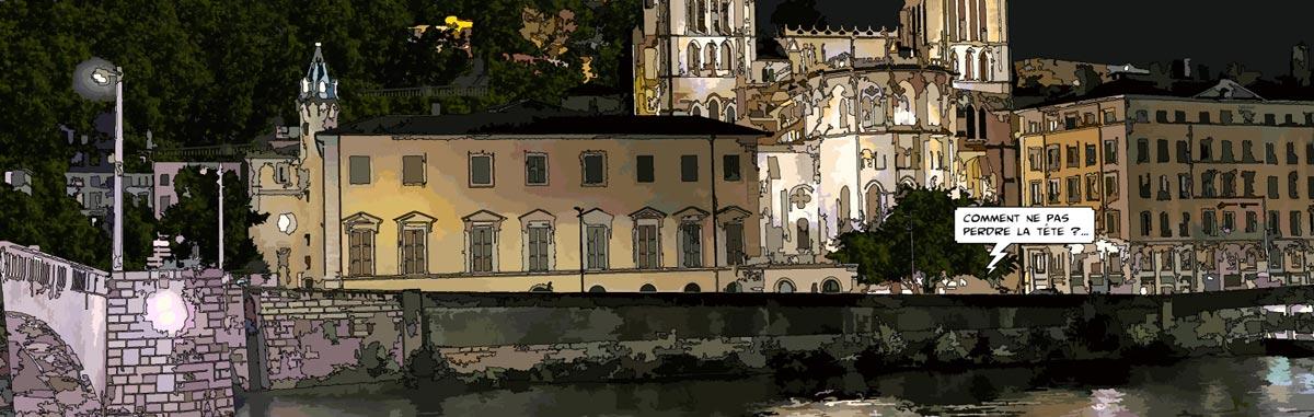 Philippe Matine, Lyon mon amour